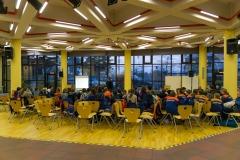 Teilnehmer des diesjährigen Stadtquizturniers in den Berufsbildenden Schulen in Verden-Dauelsen.
