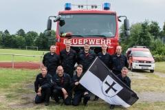 Ein Teil der Mannschaft die in Rostock starten wird: Christian Tams, Christian Stein, Tobias Burmeister, Mirko Bremer, Gerold Pfeifer, Michael Knoop, Torben Voigt, Fritz Mankow, Daniel Teubert.