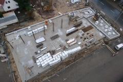 13.12.2017 - Fortlaufende Bauarbeiten.