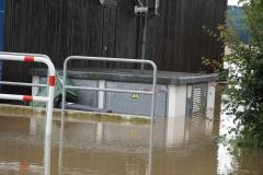 Stromausfall in Heersum - die Versorgungsinfrastruktur war ebenfalls betroffen.