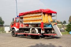 Der Gerätewagen-Öl (GW-Öl) der FTZ. (Feuerwehr Verden)