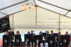Musikalisch umrahmt wurden die Wettkämpfe vom Musikzug der Freiwilligen Feuerwehr Bruchhausen-Vilsen.