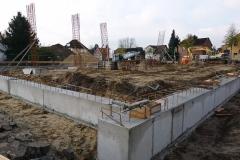 02.11.2017 - Fortlaufende Bauarbeiten.