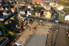 17.11.2017 - Fortlaufende Bauarbeiten.