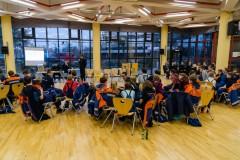 Stadtquizturnier im Forum der Berufsbildenden Schulen in Verden-Dauelsen.