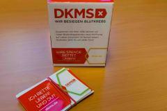 Die DKMS-Typisierung erfolgte im Rahmen der großen Aktion für den Walsroder Ortsbrandmeister Stephan Wagner.