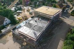 20.06.2018 - Fortschritt der Bauarbeiten.
