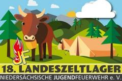 Logo des Niedersächsischen Landeszeltlagers.