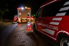 Patientensammelplatz des Deutschen Roten Kreuzes.