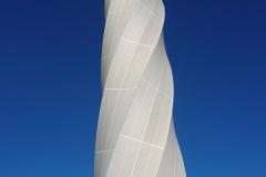 1390 Stufen, 232 Höhenmeter, der Thyssenkrupp-Testturm in Rottweil.
