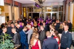 Fast 180 Gäste folgten der Einladung zum Festkommers der Ortsfeuerwehr Verden anlässlich des 150-jährigen Jubiläums in die Verdener Stadthalle.