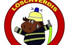 """Das Logo der """"Löschverdis"""""""