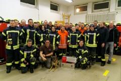 Die Ortsfeuerwehr Hönisch-Hutbergen trainierte die Tierrettung