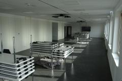 29.02.2020 - Der große Unterrichtsraum.