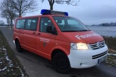 Kommandowagen Stadtbrandmeister KdoW StadtBM - Funkrufname 18-10-1