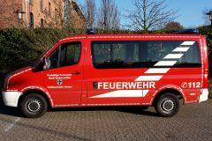 Mannschaftstransportfahrzeug MTF - Funkrufname 18-17-7