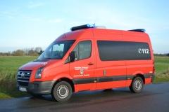 Mehrzweckfahrzeug MZF - Funkrufname 18-19-1