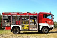 Tanklöschfahrzeug TLF 3000 - Funkrufname 18-21-7