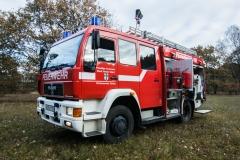 Tanklöschfahrzeug TLF 16/25 - Funkrufname 18-23-7