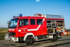 Löschgruppenfahrzeug LF 8 - Funkrufname 18-43-7