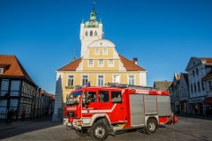 Hilfeleistungslöschgruppenfahrzeug HLF 20/16 - Funkrufname 18-48-7