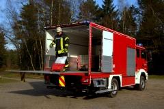 Gerätewagen Logistik GW-L2 - Funkrufname 18-68-7