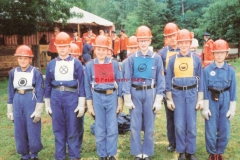 JF-Gruppe Anfang der 1990er