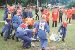 Die 1990er JF-Gruppe startet zum Wettbewerb