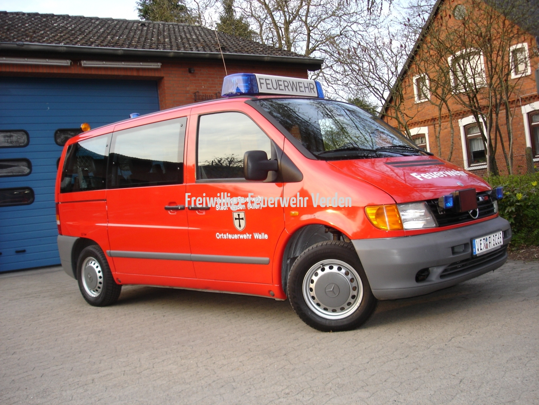 Mannschaftstransportfahrzeug MTF - Funkrufname 18-17-8