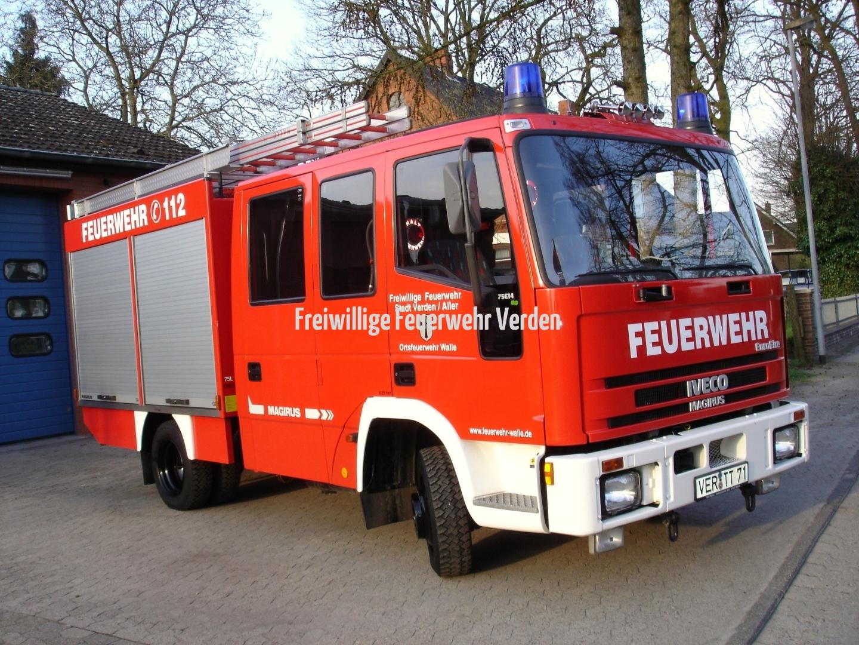 Löschgruppenfahrzeug LF 8/6 - Funkrufname 18-45-8