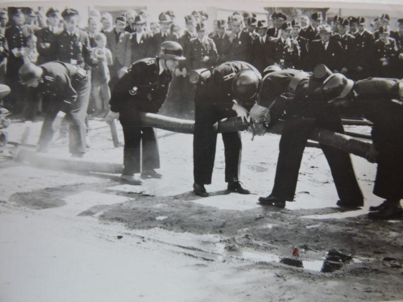 Wettkämpfe in den 1950er