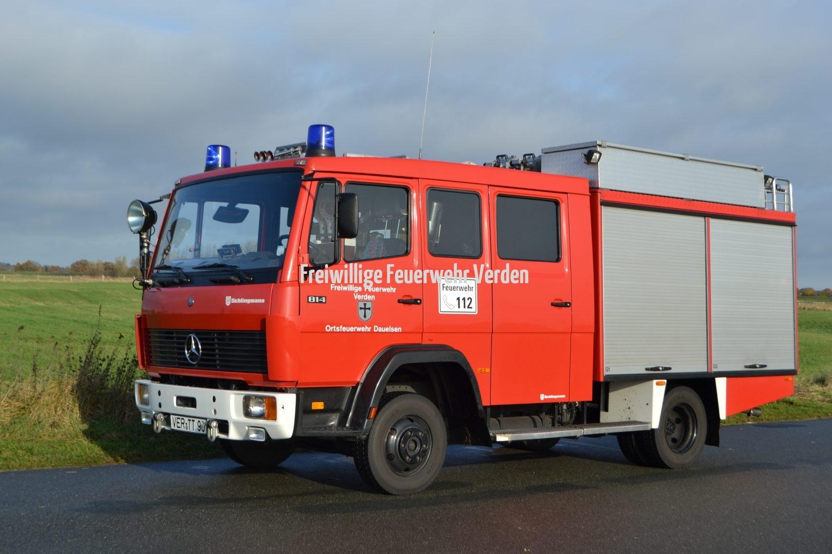 Löschgruppenfahrzeug LF 8/6 - Funkrufname 18-45-1