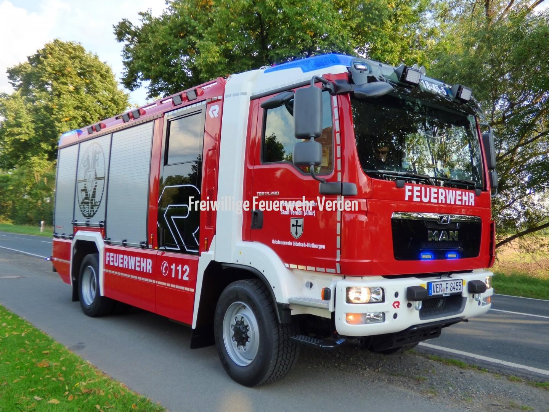 Löschgruppenfahrzeug LF 10 - Funkrufname 18-45-5