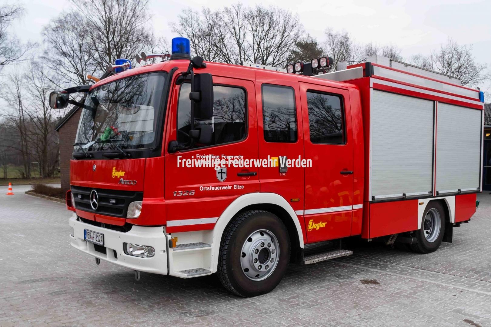 Löschgruppenfahrzeug LF 10/6 - Funkrufname 18-45-4